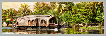 Alleppey Backwaters, Kerala Package Tours