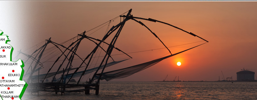 Kochi Fishing Net